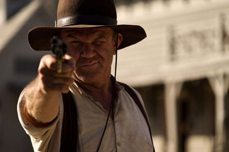 Another Take Podcast – Episode 2: The Sisters Brothers and A Fistful of Dollars