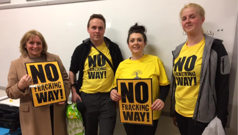 NFW Campaigners