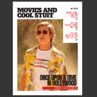 Movies and Cool Stuff Magazine #0: Out Now!